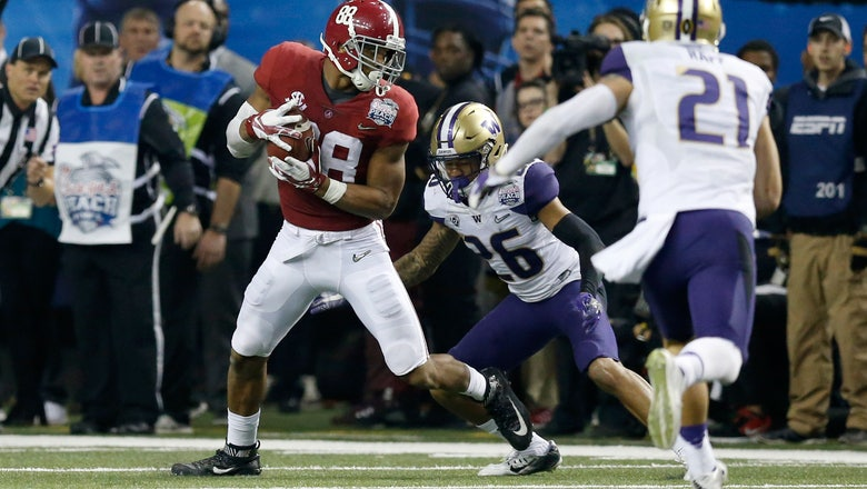 Detroit Lions Draft Profile: O.J. Howard Strengths and Weaknesses