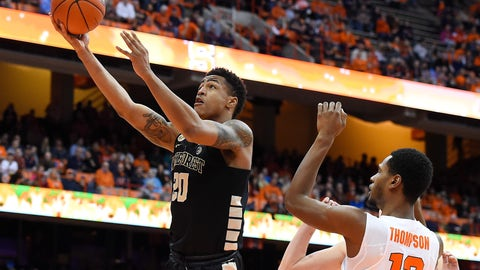 First Four: Demon Deacons squeak by Kansas St.
