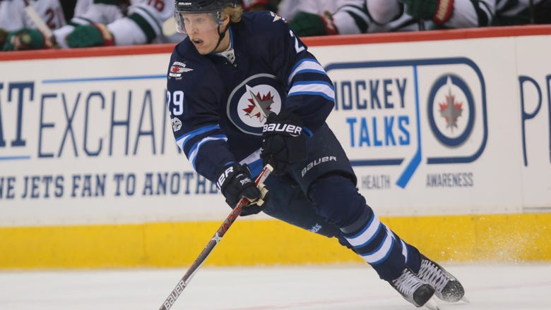 Calder Trophy: Jets F Patrik Laine Will Win It This Year.