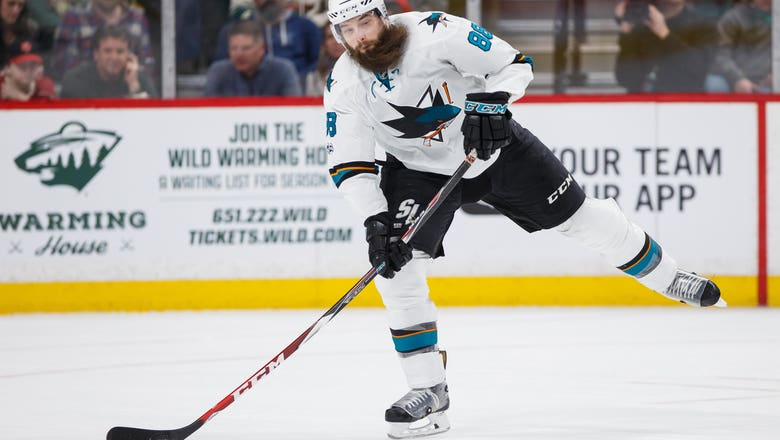 Brent Burns Deserves the Norris Trophy This Year