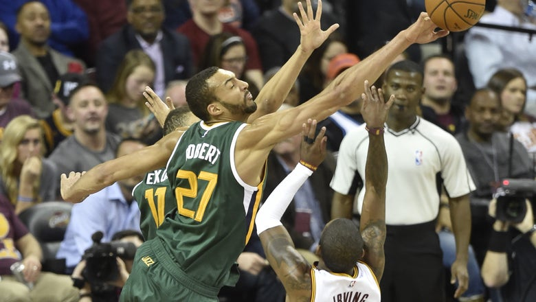 Utah Jazz: Rudy Gobert Is The Defensive Player Of The Year