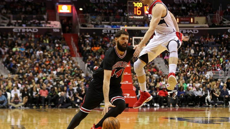 Chicago Bulls: Nikola Mirotic Hopes To Finish 2016-17 Season On A High Note