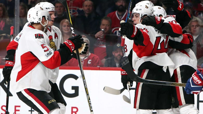 Ottawa Senators: A Look at the Depth Down the Middle