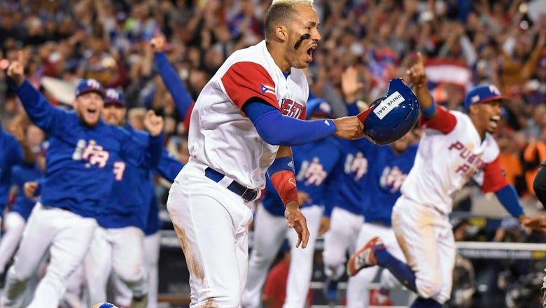 World Baseball Classic: Puerto Rico Advances to WBC Championship on Walk-Off Sac Fly