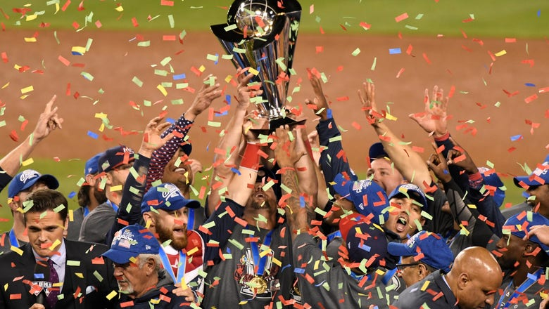 USA Shuts Out Puerto Rico to be Crowned the 2017 World Baseball Classic Champions