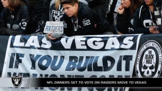 Oakland is in for an awkward 3 years from the Raiders