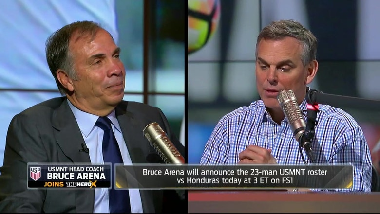 Bruce Arena on Clint Dempsey's role on the USMNT | THE HERD