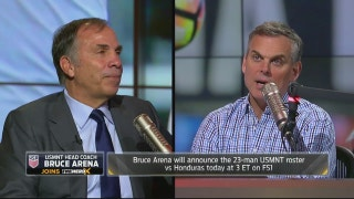 Bruce Arena on Christian Pulisic's future with the USMNT | THE HERD