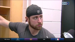 Brandon Dubinsky wants more after clinching playoffs