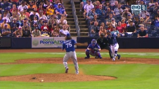 Padres Highlight: Bethancourt hits walkoff HR against Rangers