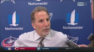 Coach Tortorella is thrilled with clinching the playoffs