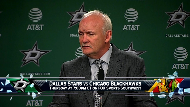 Lindy Ruff: 'Did a lot of good things for the complete 60 minutes'