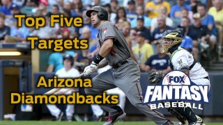 Fantasy Baseball Draft Advice: top five Arizona Diamondbacks