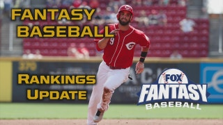 2017 Fantasy Baseball Rankings Update