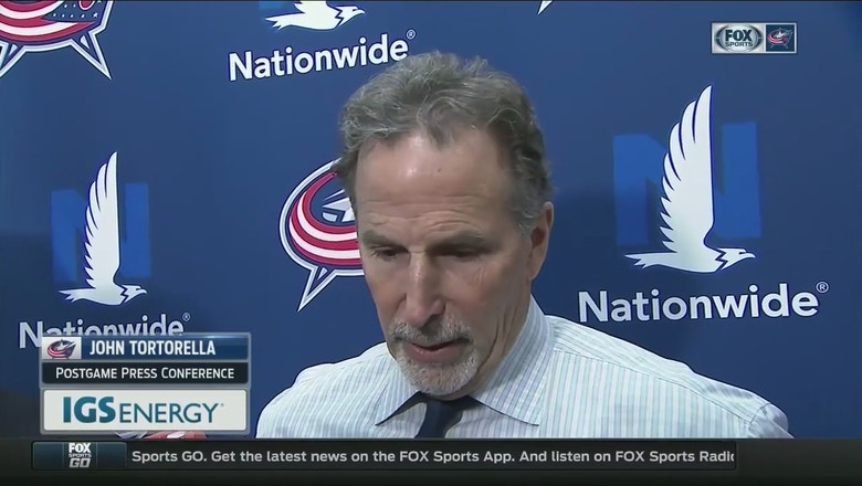 John Tortorella - We took stupid penalties