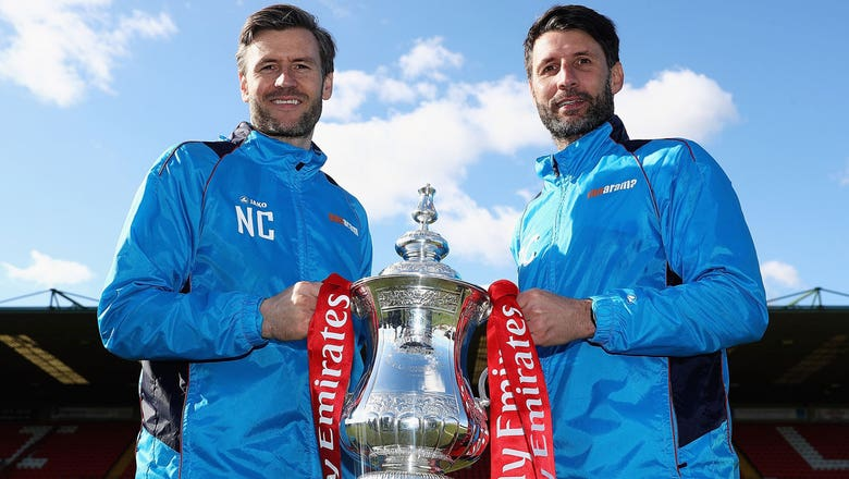 Lincoln City hopes to take its 'one-in-a-thousand' chance in FA Cup vs. Arsenal