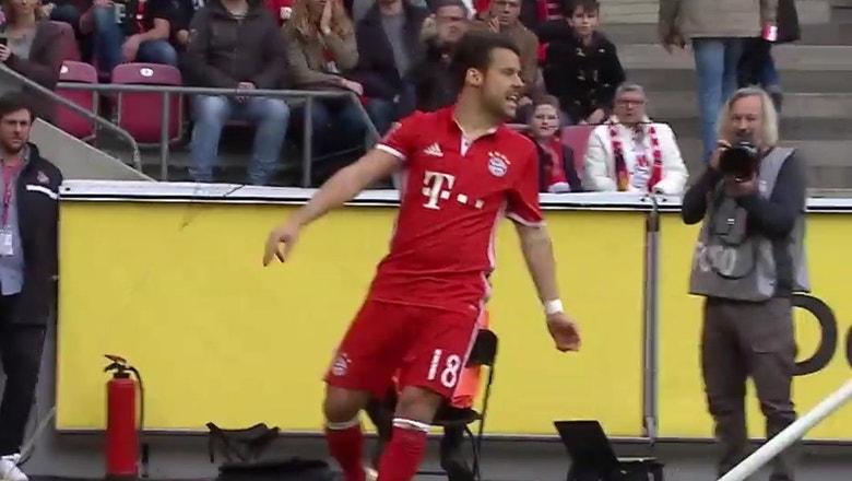 1. FC Koln vs. Bayern Munich   2016-17 Bundesliga Highlights
