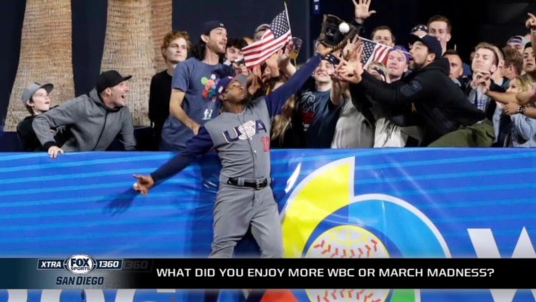 March Madness vs World Baseball Classic: Which was more exciting?