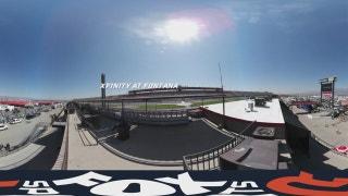 Xfinity Race Day at Fontanta  | Virtual Reality 360°