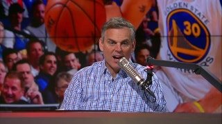 What is wrong with Steph Curry? | THE HERD