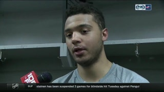 Seth Jones - We both knew what this game meant