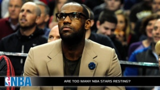 Business or Health? The NBA is in a real dilemma with its stars taking nights off