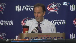 Torts stresses priority of protecting ice in front of Bob