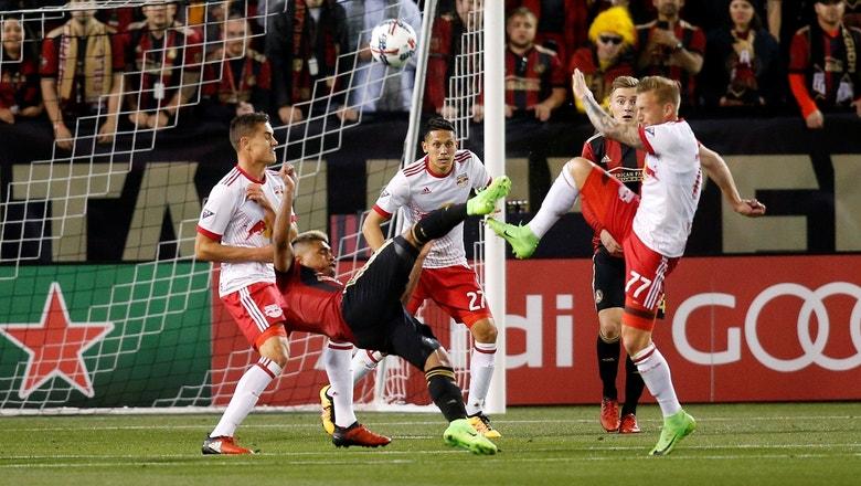 Atlanta United FC vs. New York Red Bulls   2017 MLS Highlights
