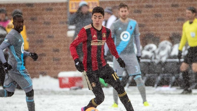 Minnesota United FC vs. Atlanta United FC   2017 MLS Highlights