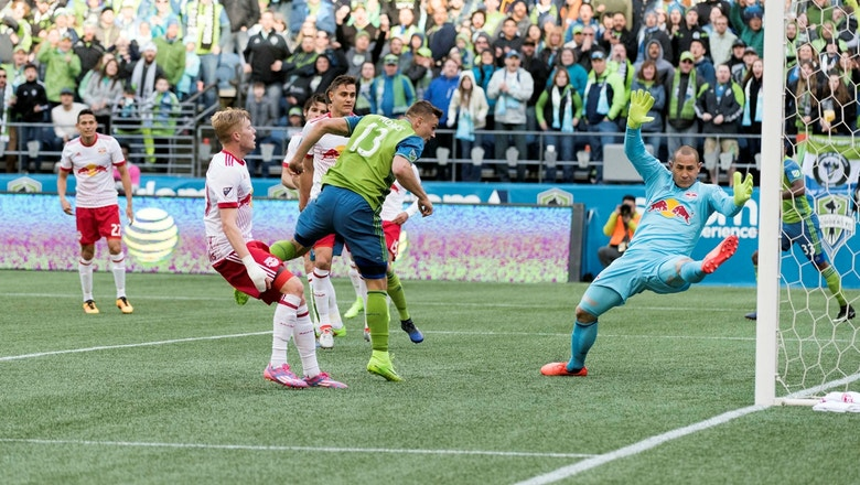 Seattle Sounders FC vs. New York Red Bulls | 2017 MLS Highlights