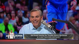 Westbrook is a delusional ball hog feasting on sub-500 garbage | THE HERD