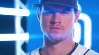 Wil Myers is excited to become the face of the Padres' franchise