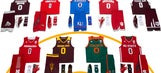 Here's a look at Adidas' uniforms and sneakers for March Madness this year