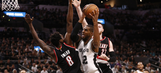 Spurs lose to Blazers despite Aldridge's return