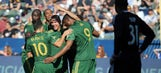 7 takeaways from the Timbers 1-0 win over the LA Galaxy