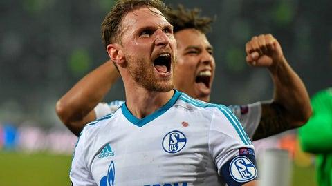 Ajax vs. Schalke