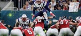 NFL makes several rule changes, including banning leaping over linemen on FGs