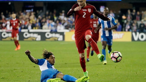 USMNT eliminated from U-20 World Cup in quarterfinals