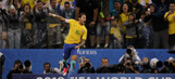 Brazil move into the top spot of new FIFA rankings, USA and Mexico scoot up