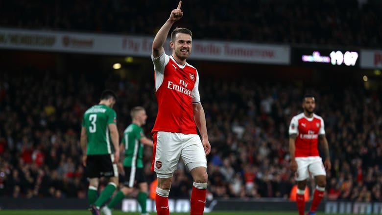 Arsenal heads to FA Cup semis after 5–0 win over Lincoln City