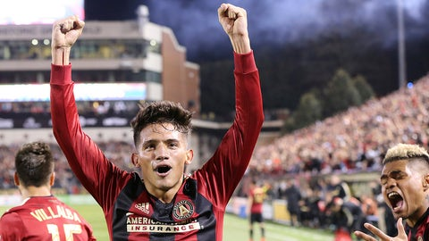 Atlanta United are a real contender
