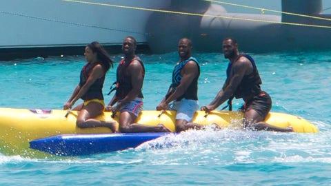 The Banana Boat Boys