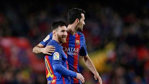 Barcelona — Make history