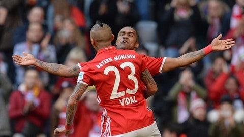 Bayern Munich — Just stick it out