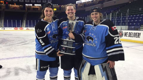 The Buffalo Beauts