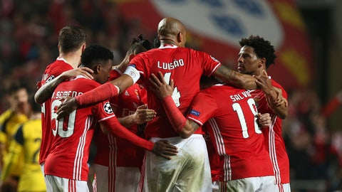 Benfica can make it four in a row