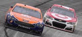 16 NASCAR drivers who finished second three races in a row