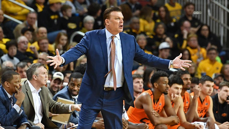 Illinois gets savvy by poaching Brad Underwood from Oklahoma State