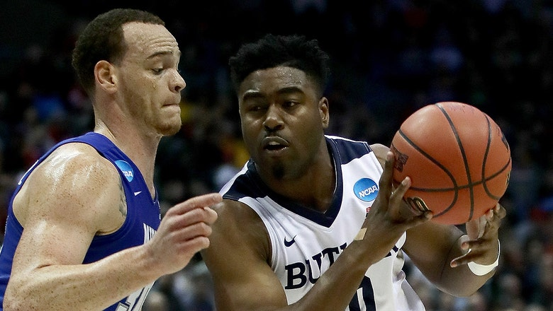 Butler no stranger to being viewed as the underdog