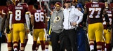 Kirk Cousins' wife announces pregnancy in adorable way